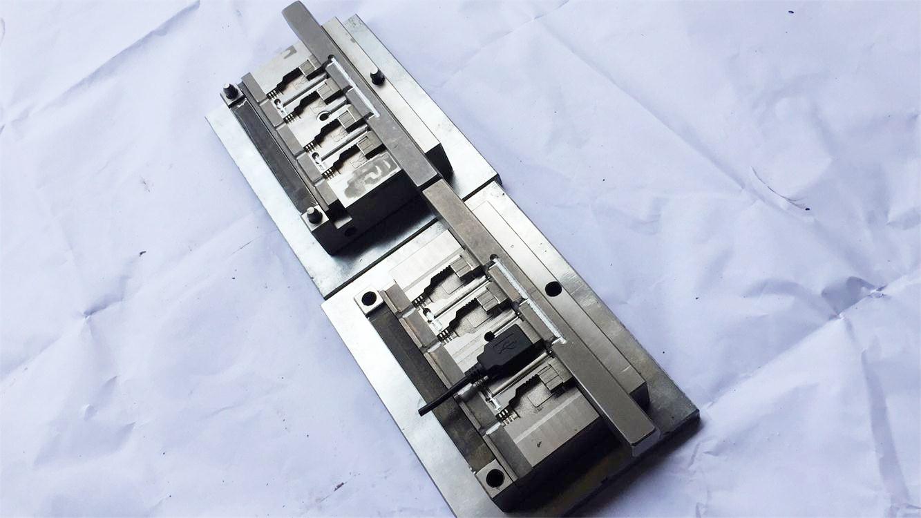东莞USB母头成型模具