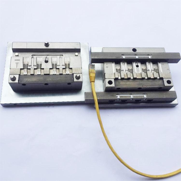 深圳网络8P8C模具