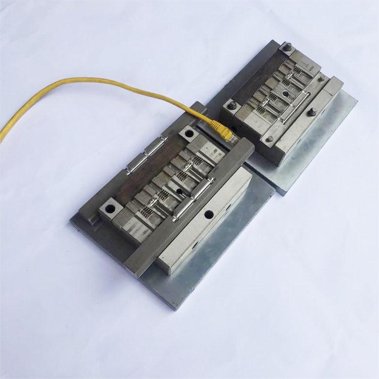 网络8P8C模具制作设计厂家